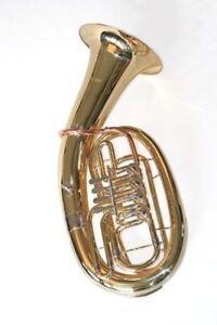 Band & Orchester Bb Kaiserbariton Bariton Silber Euphonium Drehventile Blasinstrumente