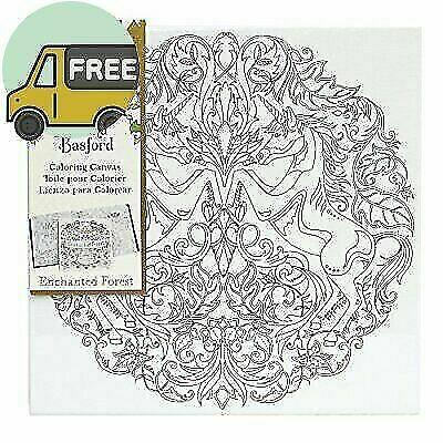 Art Alternatives Johanna Basford Enchanted Forest Coloring ...