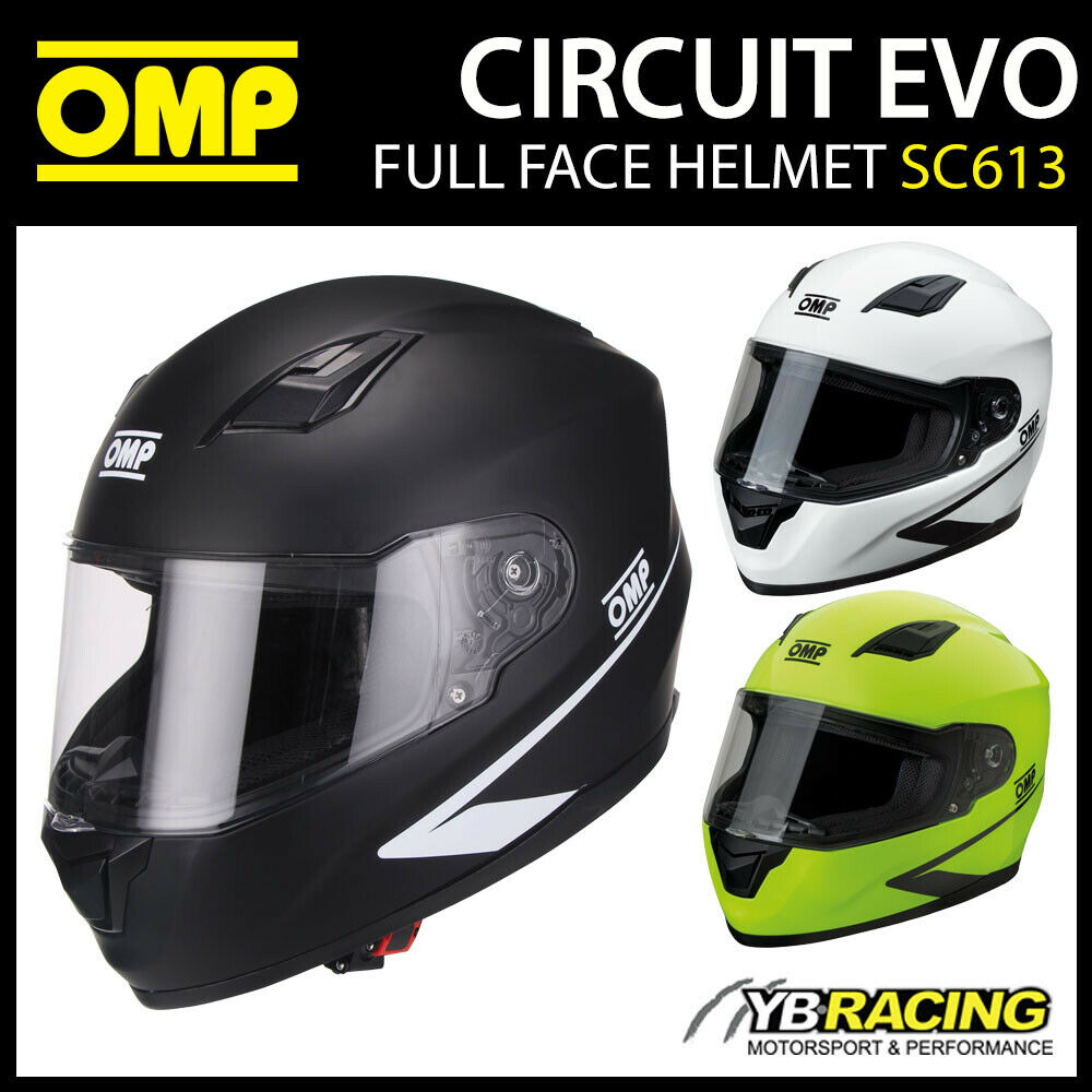 OMP ompsc133/Rear Spoiler For Carbon Series Helmet