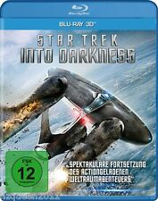 Star Trek 12 - Into Darkness [3D Blu-ray] Chris Pine, Zoe Saldana * NEU & OVP *