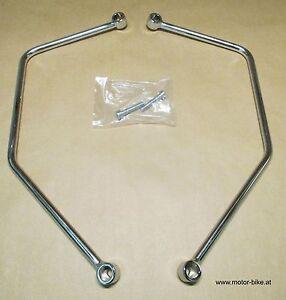 Satteltaschen-Abstandhalter-Sadl-Bag-Stay-Set-Suzuki-VZ-800-Marauder-96-03