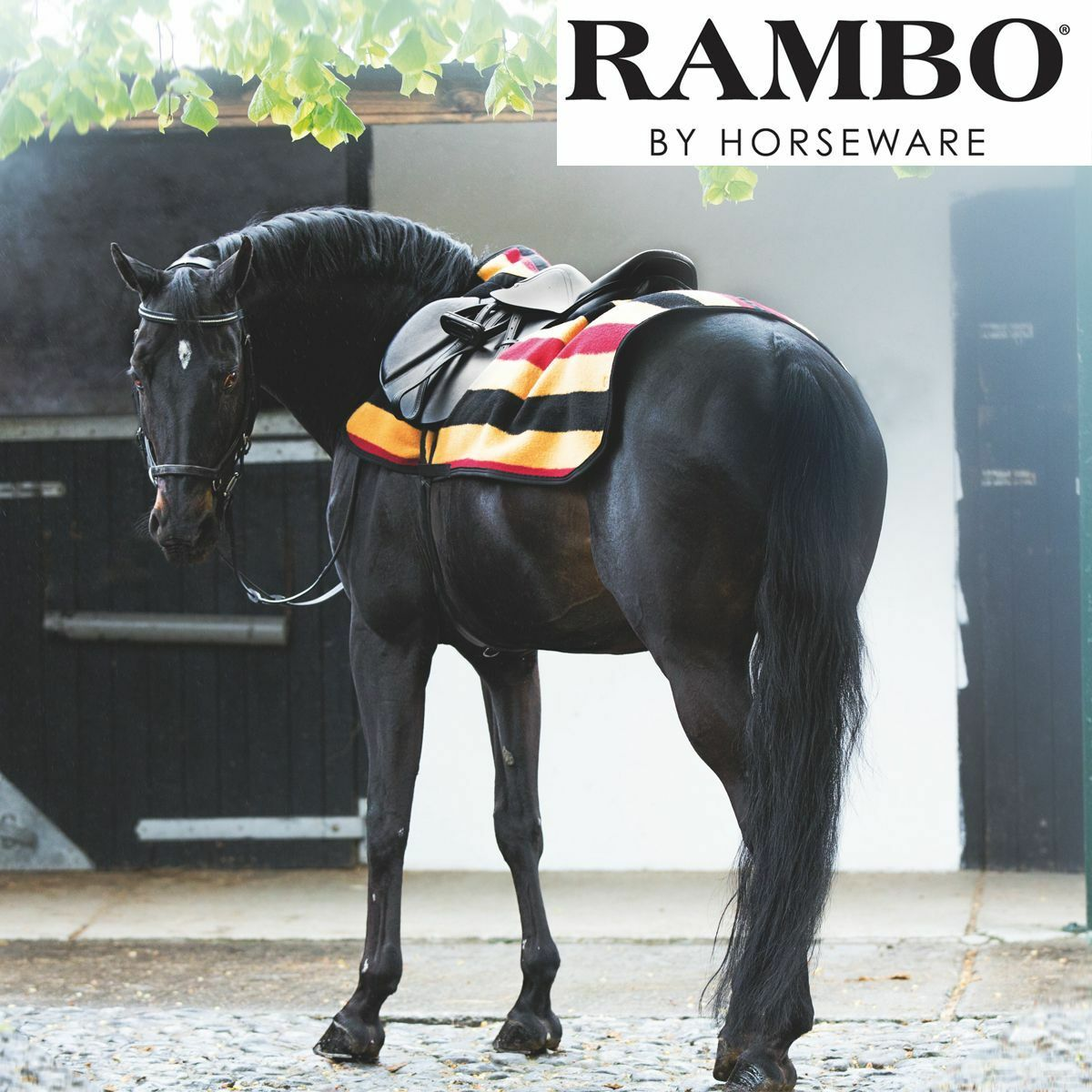 Horseware Rambo Fleece Exercise Sheet