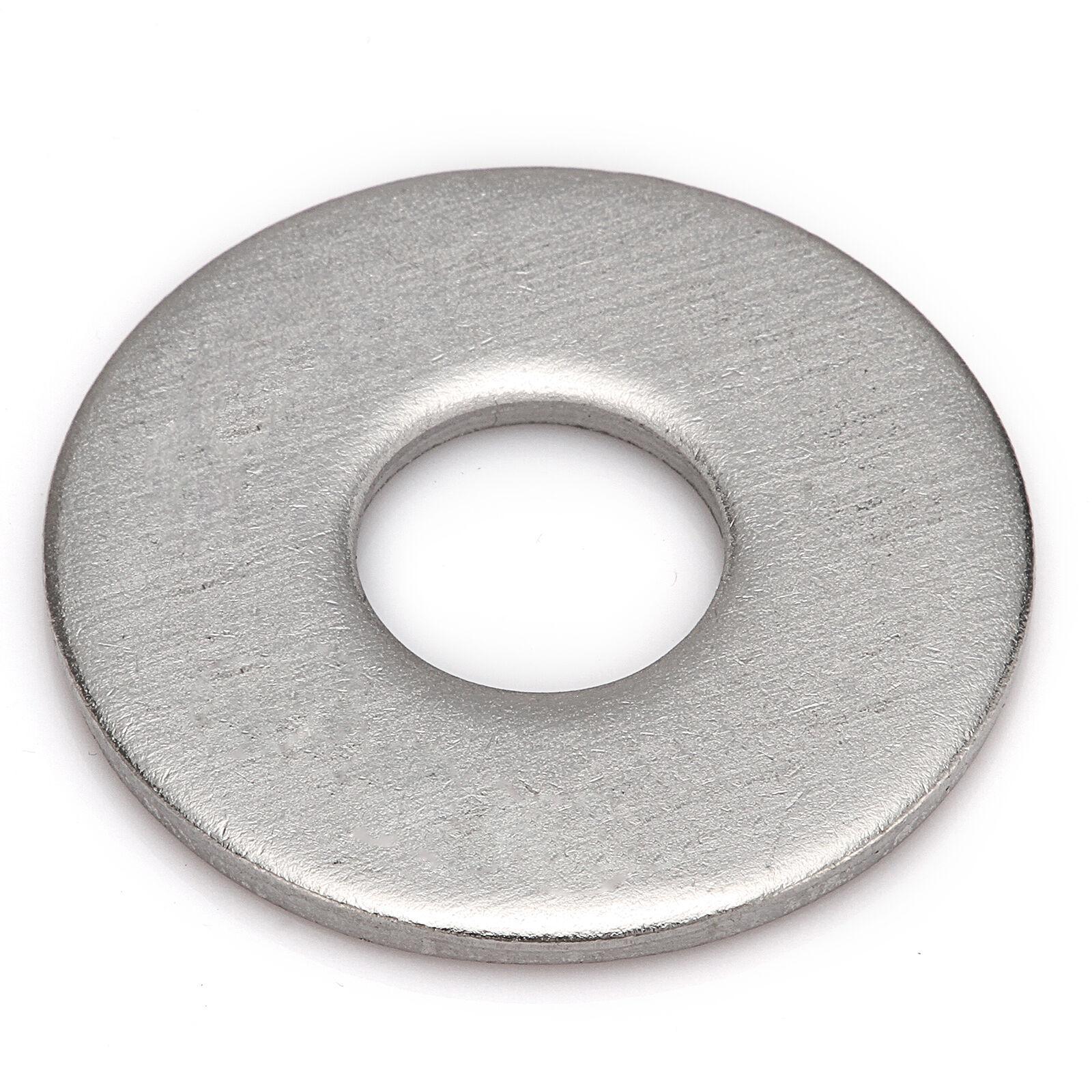 M3 M4 M5 M6 M8 M10 M12 M14 M16 M20 A2 Stainless Steel Penny Repair Flat Washers 7