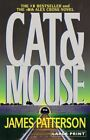 Cat & Mouse 9780316072922 by James Patterson Paperback