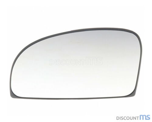 Vidrio pulido izquierda cromado convexo para Hyundai Getz TB 02-07