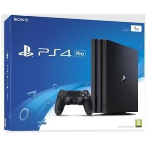 SONY Console Playstation 4 Pro Gamma 4K e HDR 1 TB
