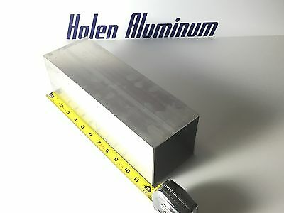 """4/"""" X 4/"""" X .125/"""" X 4/"""" Length Square Aluminum Tube"""