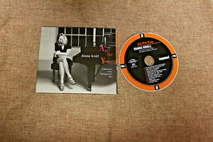 All For You A Dedication To The Nat King Cole Trio By Diana Krall Cd 1996 11105018227 Ebay