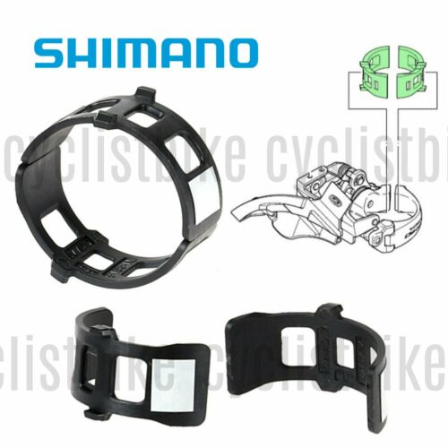 Shimano Clamp Band Adapters for F Derailleur Mount 1pc New 34.9--/> 31.8mm