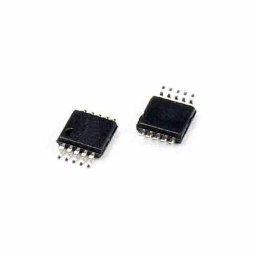 3PCS LT6550IMS#TR IC AMP VIDEO TRIPLE 3.3V 10MSOP LT6550 6550 LT6550I 6550I LT65