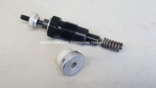 Glühkerze 4,0 Volt mit Isolator für Lanz Bulldog D1616 D2016 D2416 D2816 ~247G
