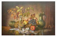 Schardt Stillleben mit Melonen Poster Kunstdruck Bild 50,3x80cm - Portofrei