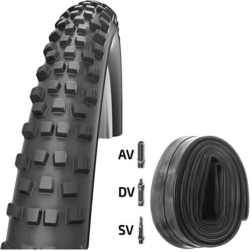 Schlauch 57-559mm schwarz Impac Reifen TrailPac Draht 26x2,125Zoll