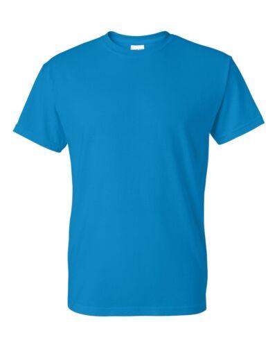 Gildan DryBlend 50//50 T-Shirt 8000 4XL-5XL Cotton//Polyester NEW 41 COLORS!