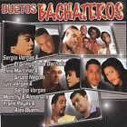 Duetos Bachateros by Various Artists (CD, Jun-2004, Sony Discos Inc.)