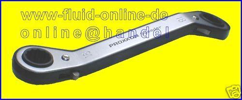 NEU PROXXON 23214 SPEEDER Ratschenschlüssel 16x18 mm