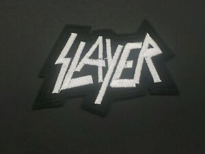 Parche-Slayer-Bordar-Coser-Sew-Or-Iron-Music-planchar-rock-clasicc-metal