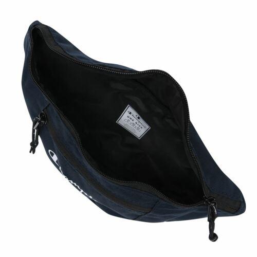 Champion Héritage Large Bum Pack Case Sac Cartable Unisexe Zip Clip Fermeture