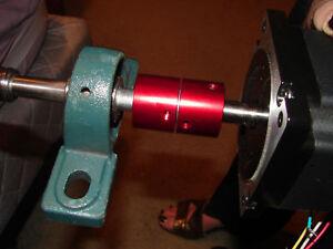 Hubbard-CNC-motor-coupling-SAE-USA-to-SAE-USA-Halves