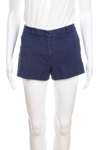 Up Short Shorts Button Blue Women's Chiusura Zip 4 Chino Size L'agence nSgxCqRpBp