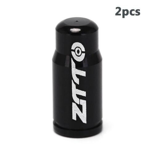 Mountain Bike Aluminum Alloy Valve Cap Dust Protector//Pump Cover Gas Nozzle Caps