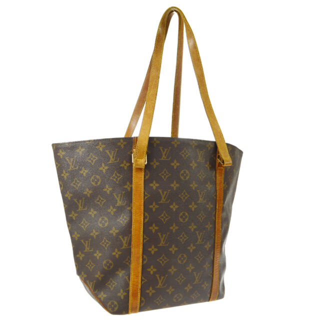 Louis Vuitton Monogram Sac Shopping M51108 Hand Bag 800000081487000 For Sale Online Ebay
