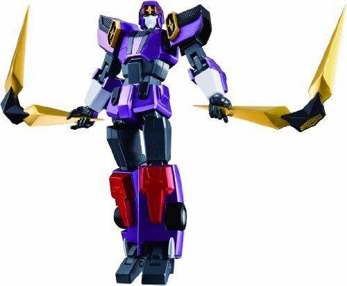 Bandai Tamashii Nations Volfogg and Big Order Room GaoGaiGar Super Robot Chogoki