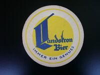 Bierdeckel - Landskron Bier