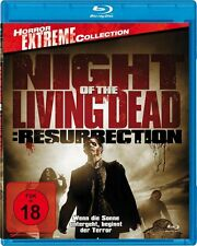 NIGHT OF THE LIVING DEAD: RESURRECTION - Blu Ray Disc -
