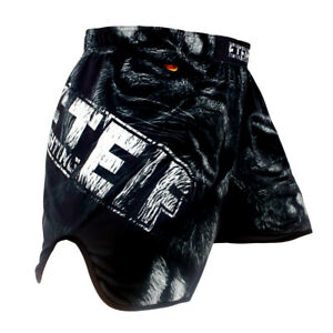 MMA Boxing Fight Shorts Tiger Muay Thai Adults Venomous snake Kickboxing Short