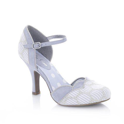 Donna Ruby alta Shoo Shoo Shoo aperto a vita alta Ruby bar con tacco scarpe   7254c0