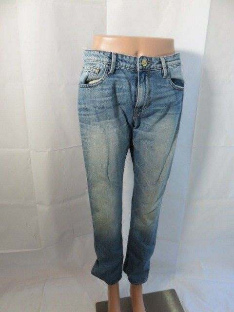 FRAME Denim Le Grand Carcon Light Wash Jeans Size 28