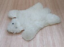 Vintage Caroline's Home Faux Fur Bear Rug for Dolls house