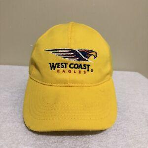 West-Coast-Eagles-AFL-Football-Vintage-Mens-Cap-Hat