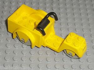 Tricycle-jaune-LEGO-FABULAND-Yellow-motorcycle-x683c01-set-3791-3665