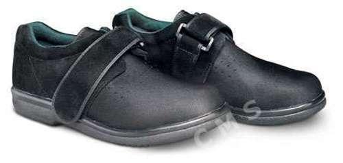 Darco gentlestep diabéticos Comodidad Zapato W12.5 de M11 de Ancho Negro MediCochee A5500 L3216