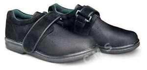 09b0fa545146 DARCO GentleStep Diabetic Comfort Shoe W12.5 M11 WIDE Black Medicare ...