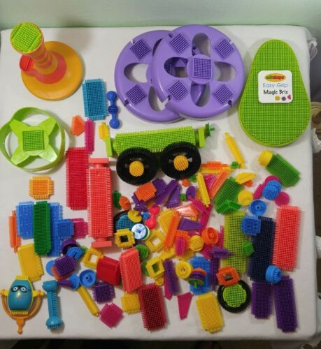 126 Piece Magic Brix Set