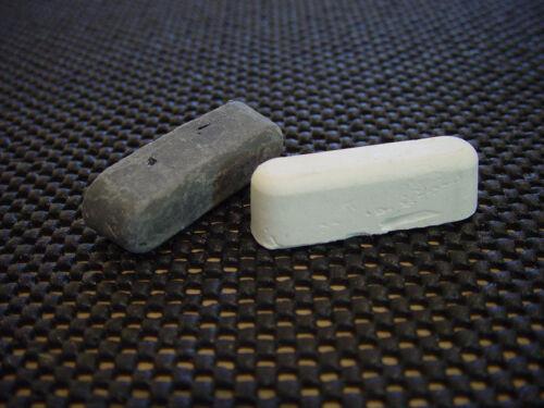 1 oz Bar stropping compuestos Blanco Rojo Negro De Esmeril Para Cuero Strop Usa Pulido