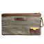 EDC Organizer Durable Waxed Details about  /All Purpose Utility Zipper Pouch Water Resistant