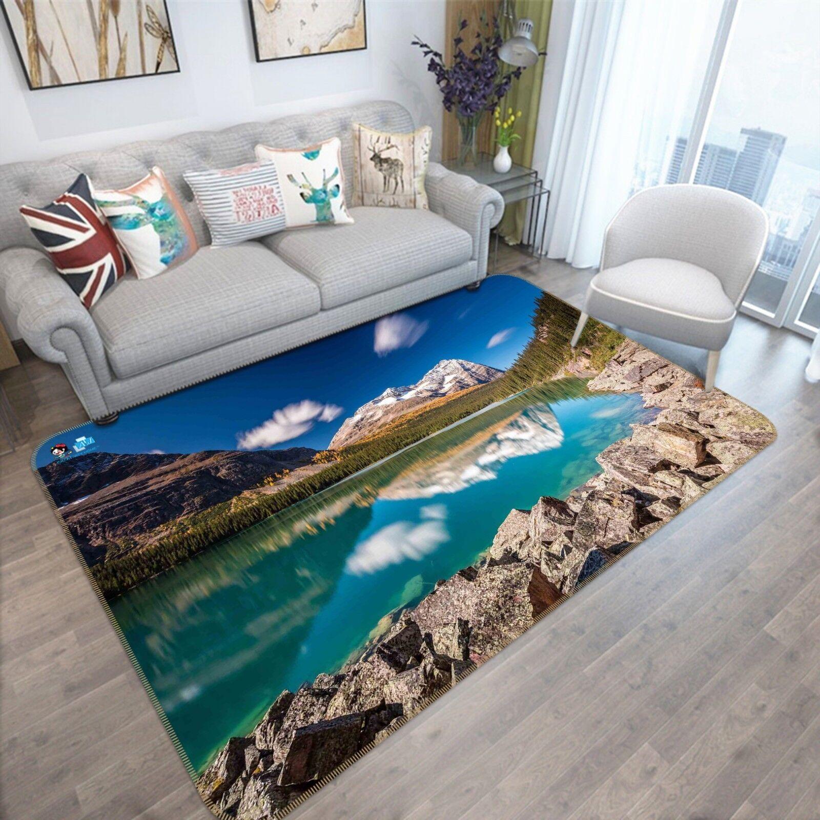 3D Sky Landscape 796 Non Slip Rug Rug Rug Mat Room Mat Quality Elegant Photo Carpet AU 5c5679