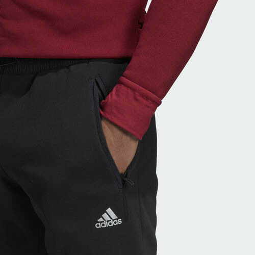 Adidas CY9882 Men ATHLETICS M ID Clima heat long pants black