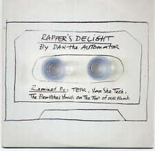 DAN THE AUTOMATOR - rare CD Single - Europe - Promo