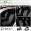 miniatura 1 - FODERE COPRISEDILI Smart Fortwo W450/W451 1998>2015 SU MISURA Foderine Grigio308