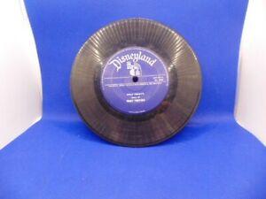 """Vinyl 7"""" Disneyland Walt Disneys Mary Poppins / Chim Chim Cheree Used"""