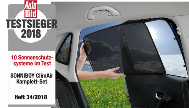 Sonniboy Sonnenschutz VW Touran Typ 1T Van 5-türig 2015