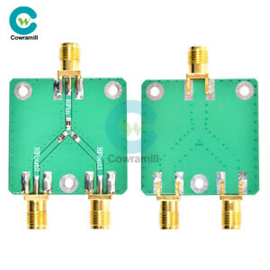 DC-5GHz-6dB-Microwave-Resistance-RF-Splitter-Power-1-to-2-Combiner-SMA-Module
