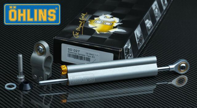 Sd 027 R1 Ohlins SD 027 Steering Damper