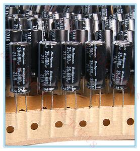 680uf 35v Radial Electrolytic Capacitor 35v680uf 10pcs-