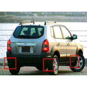Mud-Guard-Flap-For-05-06-07-08-09-Hyundai-Tucson